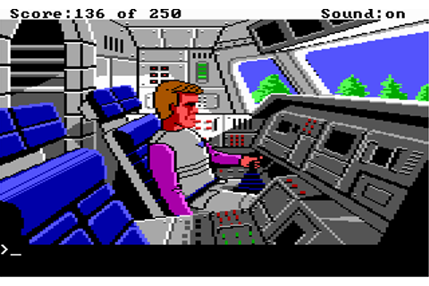 Download Space Quest II - Vohauls Revenge | Abandonia