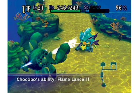 Final Fantasy Fables: Chocobo's Dungeon Review (Wii ...
