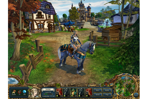 Buy Kings Bounty: Armored Princess PC Game | Steam Download