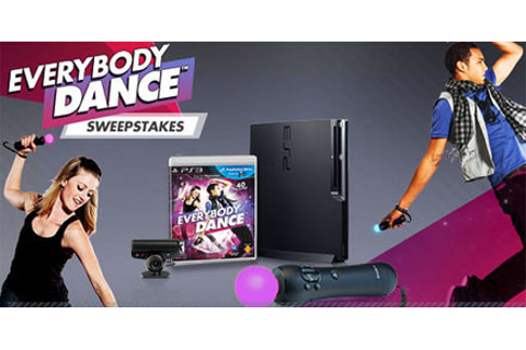 Everybody Dance on its Way to PS3 with PS Move ...
