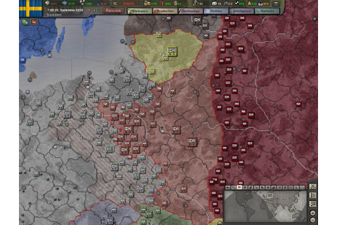 Download Hearts of Iron III: Semper Fi Full PC Game