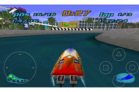 Fpse games full working given by Me tested: Rapid Racer