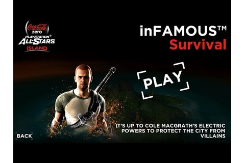 InFAMOUS Survival Android GamePlay (PlayStation® All-Stars ...
