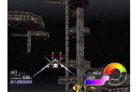 Zeitgeist (a.k.a. Jupiter Strike) Download (1996 Arcade ...