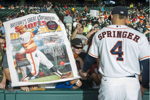 New book Astroball will detail Astros' rise to title - San ...
