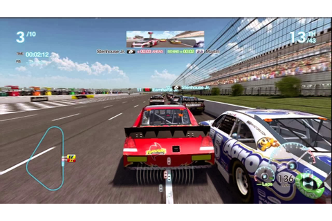 NASCAR 14 Full PC Game Download Free - My Gaming Recipes