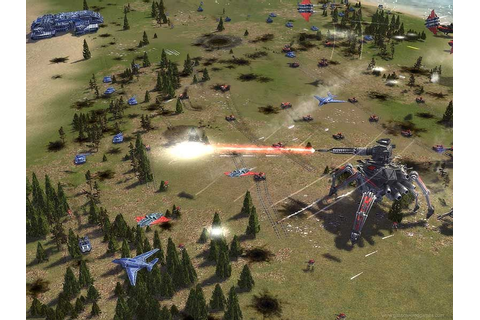 Supreme Commander: Forged Alliance on Steam