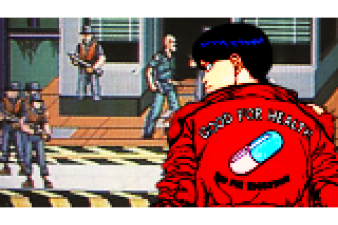 Cancelled 16-Bit Akira Gameplay Appears Online - Up At ...