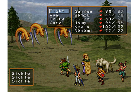 Suikoden II Review - Invision Game Community
