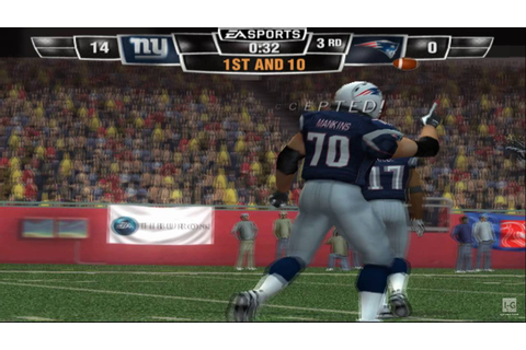 Madden NFL 12 PS2 Gameplay HD - YouTube