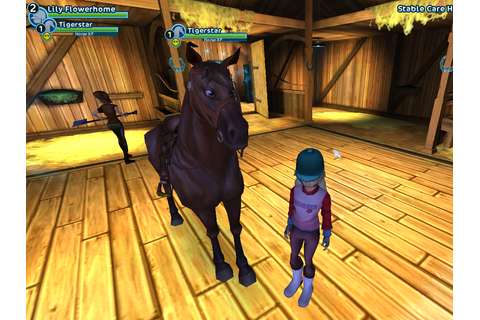Online game: Star Stable for the horse lover | My Strange Family