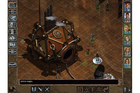 Baldur's Gate 2 Throne of Bhaal - PC Review and Full ...