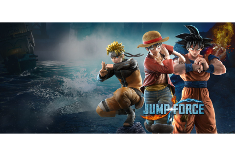 JUMP FORCE | BANDAI NAMCO Entertainment Europe