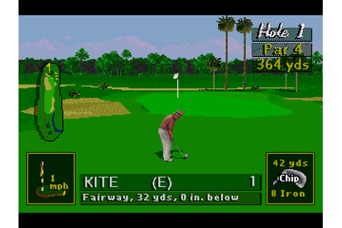 PGA Tour 96 Download Game | GameFabrique
