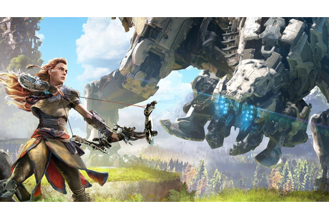 Horizon Zero Dawn Review - IGN