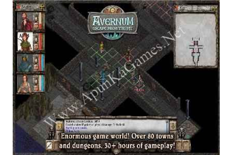Avernum: Escape from the Pit - PC Game Download Free Full ...