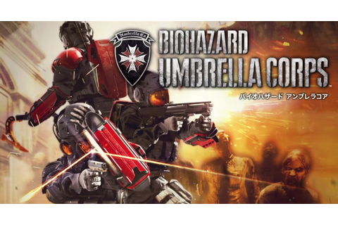 TGS: Capcom announces Resident Evil: Umbrella Corps - an ...
