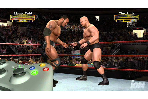 WWE Legends of WrestleMania Xbox 360 Trailer - Controls ...