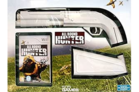 All Round Hunter + Fucile: Amazon.it: Videogiochi