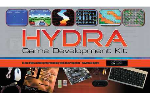 HYDRA Game Development Kit