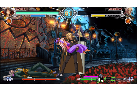 BlazBlue Centralfiction PC Game Free Download + All DLCs