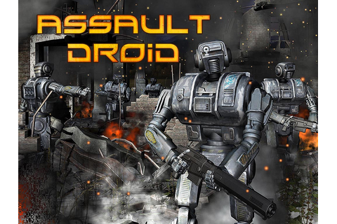 Assault Droid Windows game - Mod DB