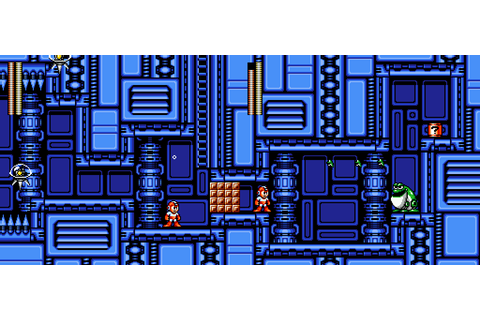 Mega Man The Wily Wars/Wily Tower stage 2 — StrategyWiki ...