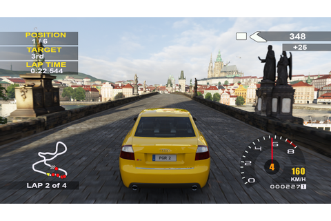 Project Gotham Racing 2 (Forza Motorsport 6) : forza