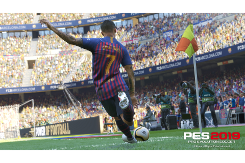 Pro Evolution Soccer 2019 Review - A Great Game in Need of ...
