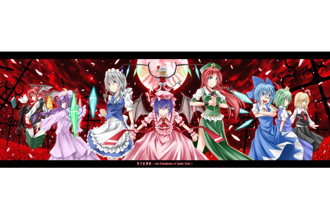 Touhou 6 - Embodiment of Scarlet Devil Review | GBAtemp ...