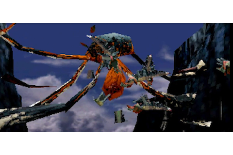 Panzer Dragoon Saga (Sega Saturn) Video Game Review ...