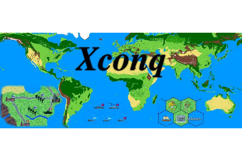Xconq Home Page