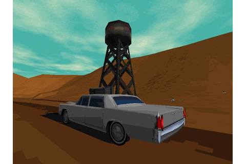 Interstate 76 Game - Free Download Full Version For Pc