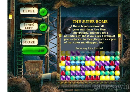 Gem Mine Collapse. Download and Play Gem Mine Collapse ...