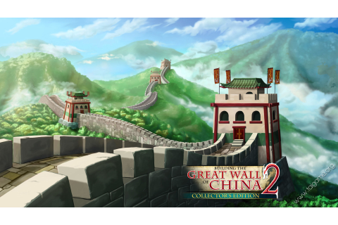 Building the Great Wall of China 2 Collector's Edition ...