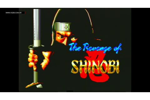 The Revenge of Shinobi (Sega Classics Arcade Collection 4 ...