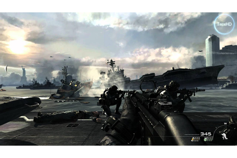 Call of Duty: Modern Warfare 3 HD gameplay - YouTube