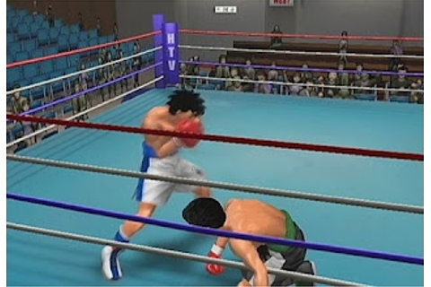Victorious Boxers 2 Fighting Spirit PS2 ISO Download