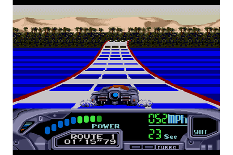 OutRun 2019 Screenshots | GameFabrique