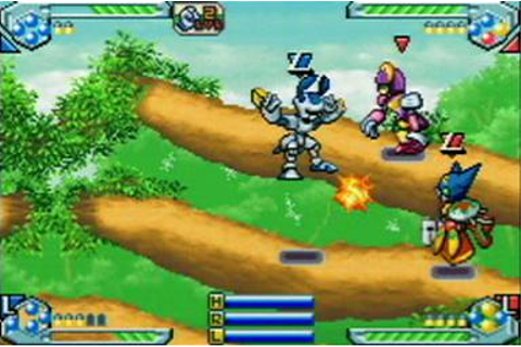 Screens: Medabots Type A: Metabee - GBA (4 of 13)