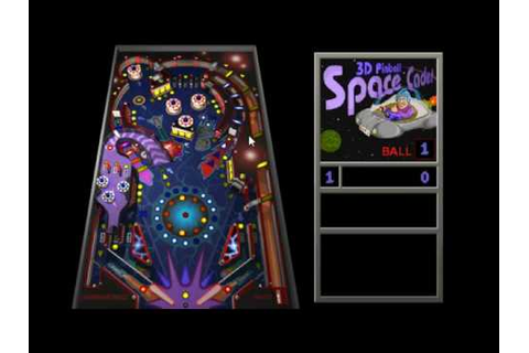Full Tilt! Pinball (Space Cadet) - YouTube