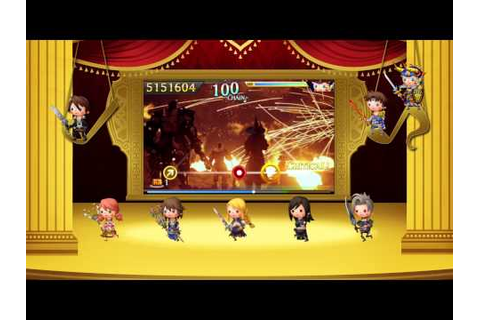 Buy Theatrhythm Final Fantasy: Curtain Call on 2DS/3DS ...