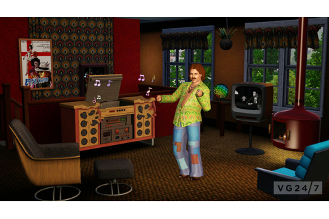 The Sims 3 70s 80s & 90s Stuff Pack For PC ~ Download PC ...