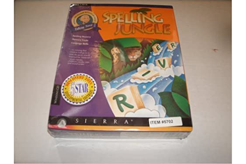 Spelling jungle game. Spelling Jungle - GameSpot