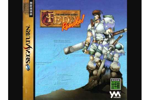 Feda The Emblem Of Justice Remake OST - Empire Advance ...