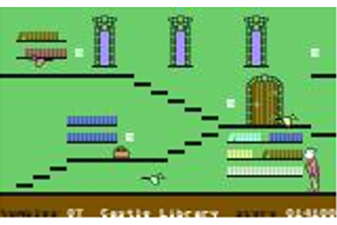 Rupert and the Toymaker's Party for Commodore 64 (1985 ...
