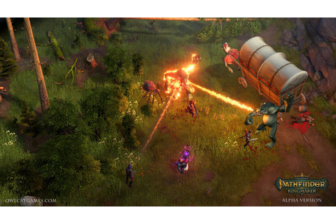 Imagini Pathfinder: Kingmaker – Digital Games