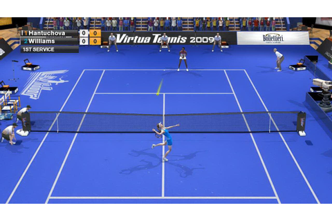 Virtua Tennis (2009) Torrent - Black PC Games
