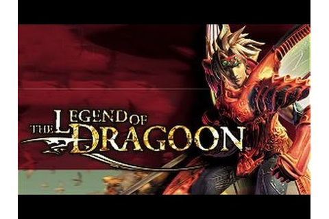 Classic PS1 Game Legend Of Dragoon on PS3 in HD 1080p ...