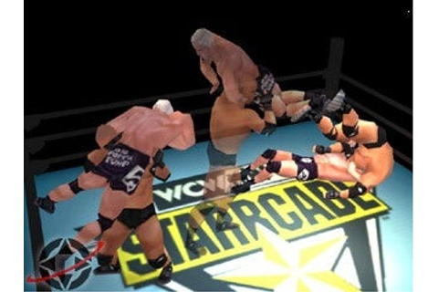 WCW Mayhem Screenshots, Pictures, Wallpapers - PlayStation ...